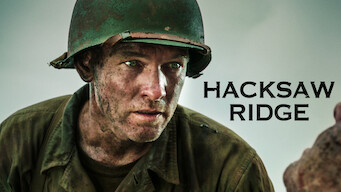 Is Hacksaw Ridge 2016 On Netflix Luxembourg